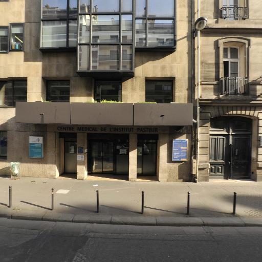 Centre Médical de l'Institut Pasteur - Centre médico-social - Paris