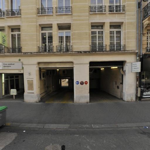 Mgen - Centre médico-social - Paris