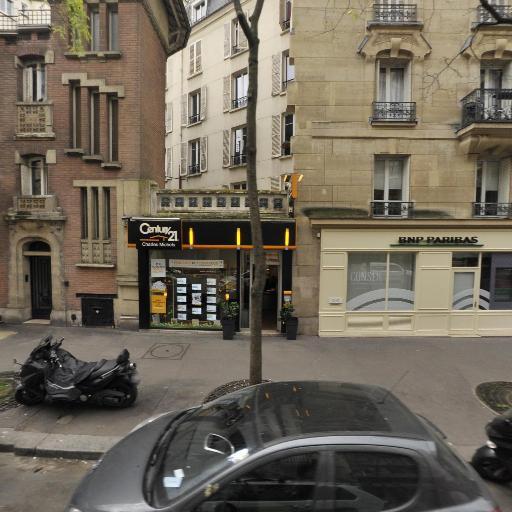CENTURY 21 Charles Michels - Agence immobilière - Paris