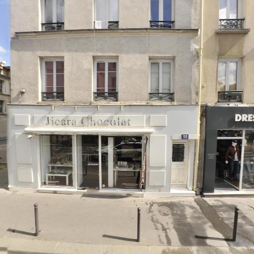 L'Atelier des Gourmands - Pâtisserie - Paris