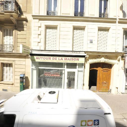 Laverie Saint-Pétersbourg - Laverie - Paris