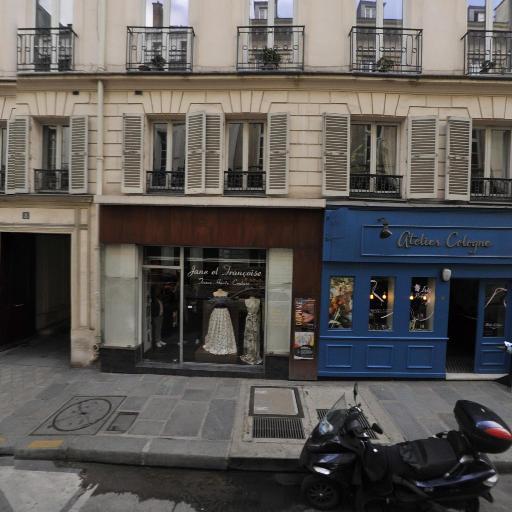 Atelier Cologne - Fabrication de parfums et cosmétiques - Paris
