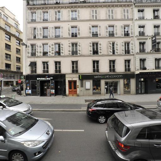 M&S Food Saint Lazare - Alimentation générale - Paris