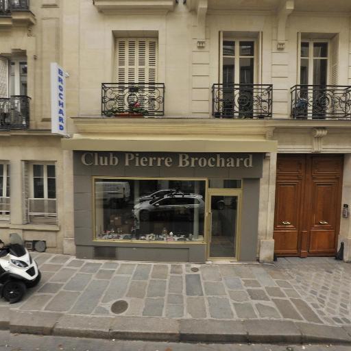Club Pierre Brochard - Arts de la table - Paris