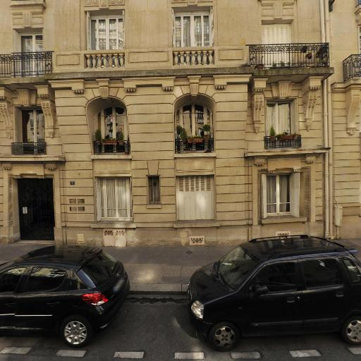 Bruno Doe-bruce - Ostéopathe - Paris