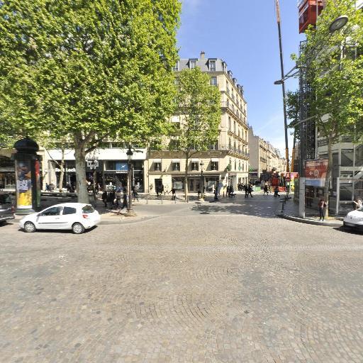 Champs Elysées - Parking - Paris