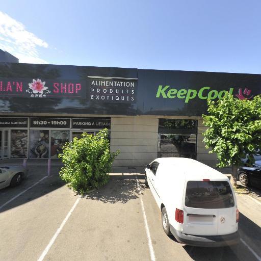 Keep Cool - Club de sport - Nîmes