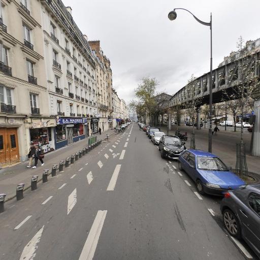 Station Vélib' Grenelle - Violet - Vélos en libre-service - Paris
