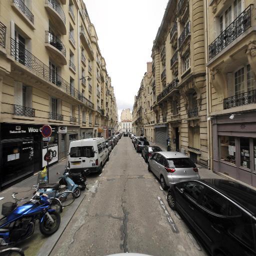 Babak Barahman - Masseur kinésithérapeute - Paris