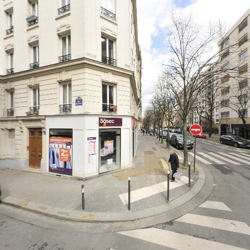 Charlet-Gendre Virginie - Orthophoniste - Paris