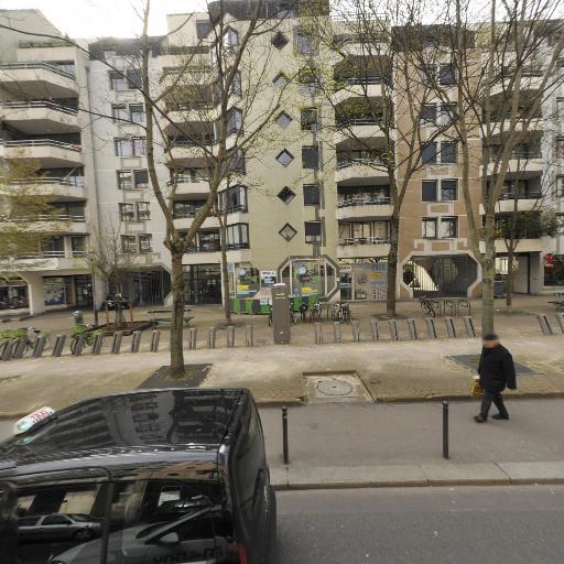 Station Vélib' Cambronne - Mademoiselle - Vélos en libre-service - Paris