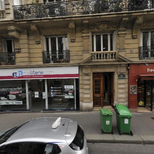 Le Compagnon De Pasteur - Boulangerie pâtisserie - Paris