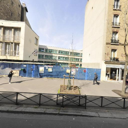 Ecole maternelle - École primaire publique - Paris