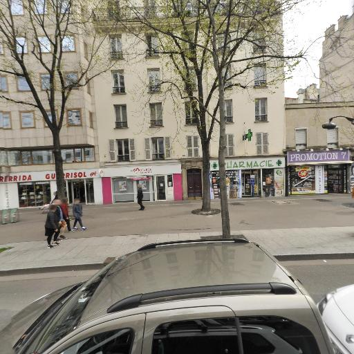 Europcar France - Location d'automobiles de tourisme et d'utilitaires - Paris