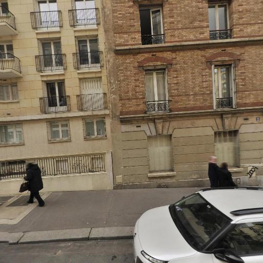 Dujardin Jean-Jacques - Société d'assurance - Paris