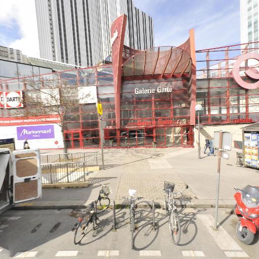Autolib Station - Location d'automobiles de tourisme et d'utilitaires - Paris