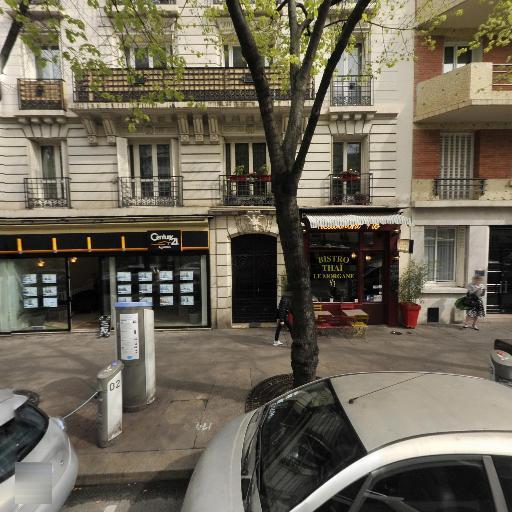 CENTURY 21 Farré Vouillé - Agence immobilière - Paris