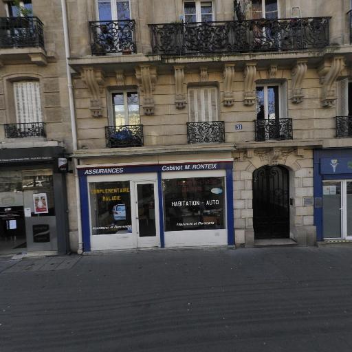 Ronteix Frédéric - Courtier en assurance - Paris