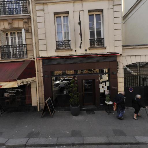 Céline Courtaux - Infirmier - Paris