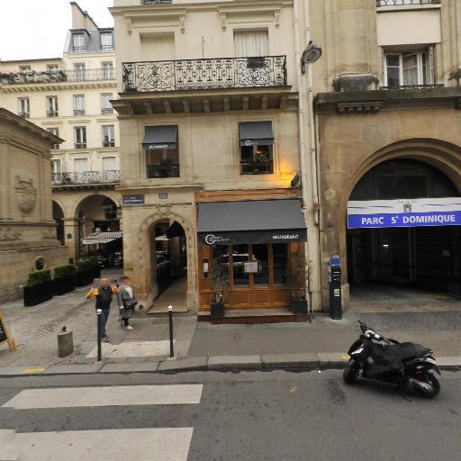 Les Fables De La Fontaine - Restaurant - Paris