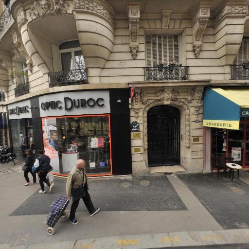 Librairie Fontaine - Librairie - Paris