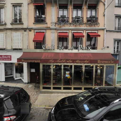 Brasserie De La Paix - Café bar - Troyes
