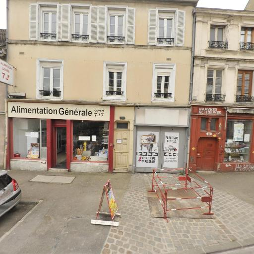 Nazari Ch Kour - Alimentation générale - Troyes
