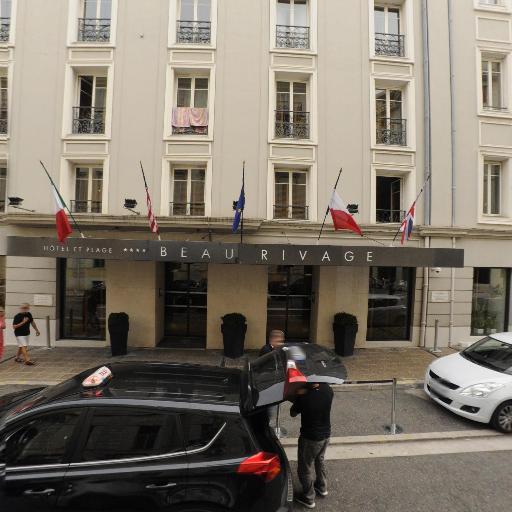 Hotel Beau Rivage - Restaurant - Nice