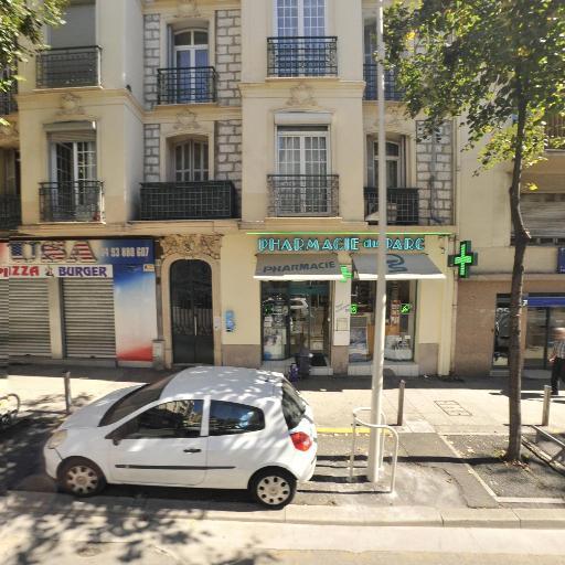 Pharmacie Du Parc - Pharmacie - Nice