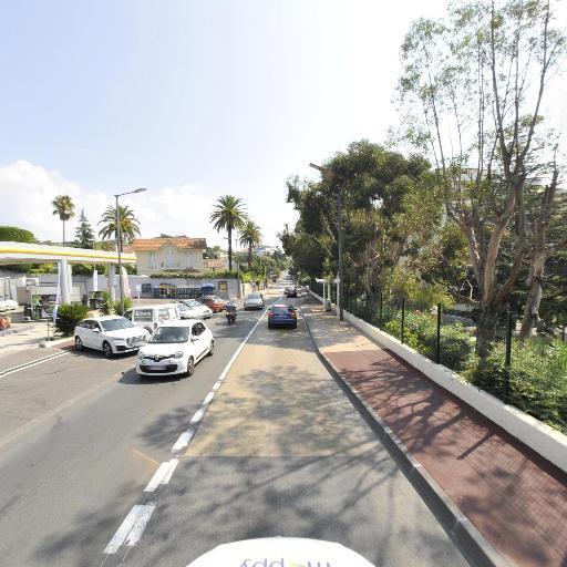 Station Service Agip - Station-service - Cannes
