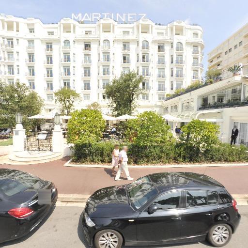 La Palme d'Or - Restaurant - Cannes