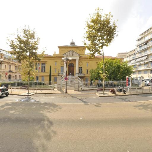 Tribunal de Proximité de Cannes - Tribunal et centre de médiation - Cannes