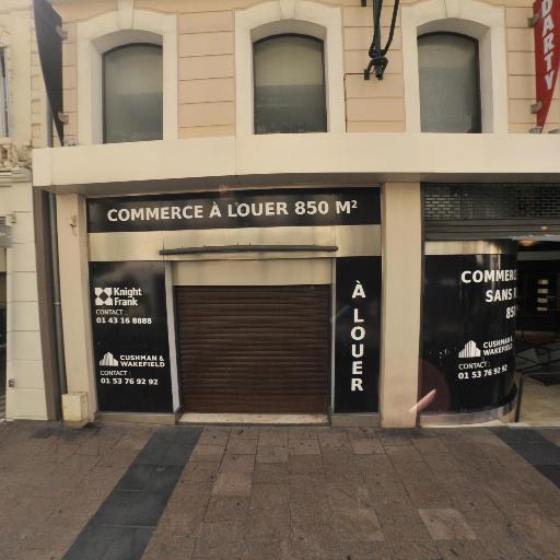 Séphora - Parfumerie - Cannes