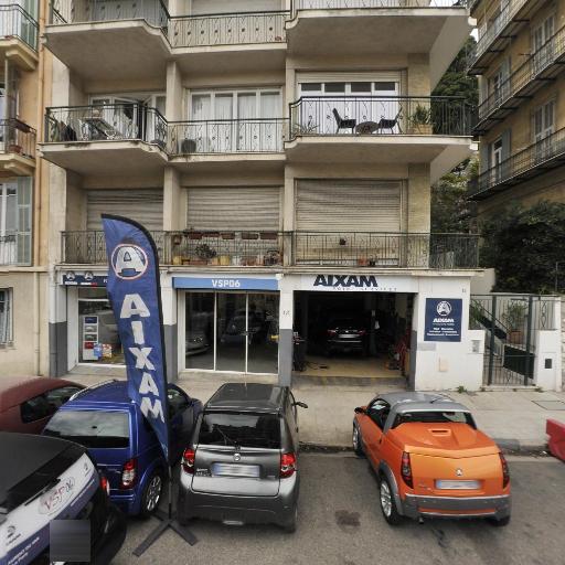 VSP06 Concessionnaire CHATENET - Garage automobile - Nice