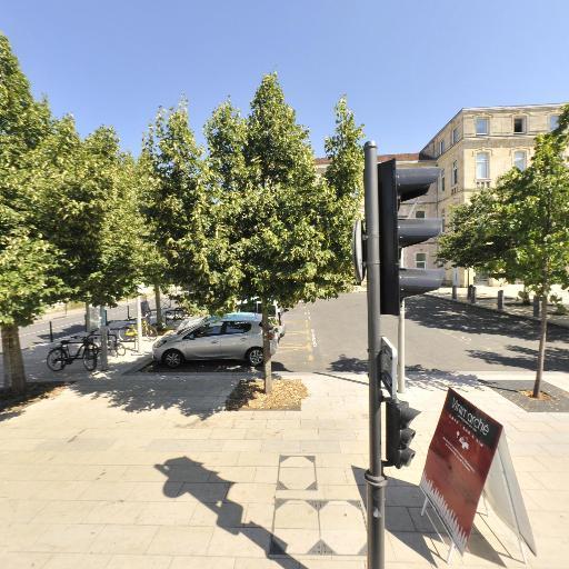 Résidence Crous La Maison Internationale - Résidence étudiante - Bordeaux