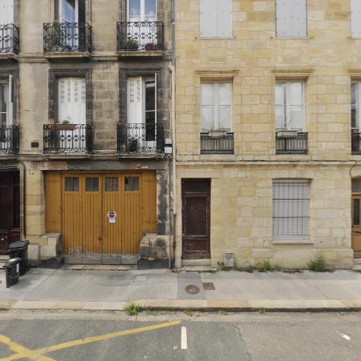 El Machadi Léo - Coursiers - Bordeaux
