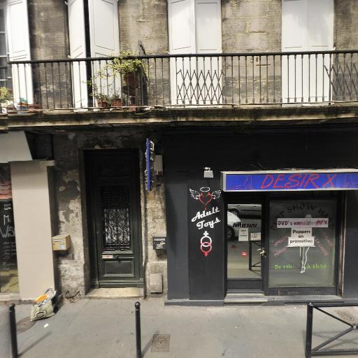 Desir X - Articles et librairies érotiques - Bordeaux