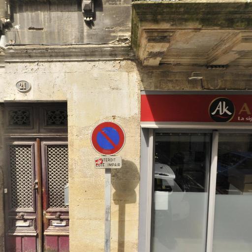 AK Bordeaux - Boucherie charcuterie - Bordeaux