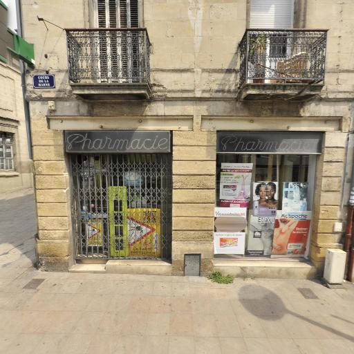 Pharmacie Rotrubin - Pharmacie - Bordeaux