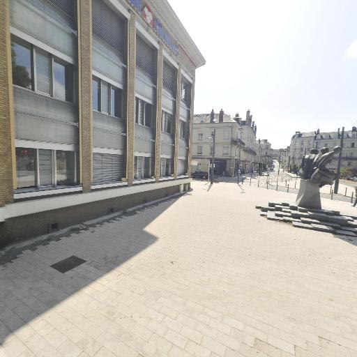 Caisse Regionale de Credit Mutuel - Gestion de patrimoine - Angers