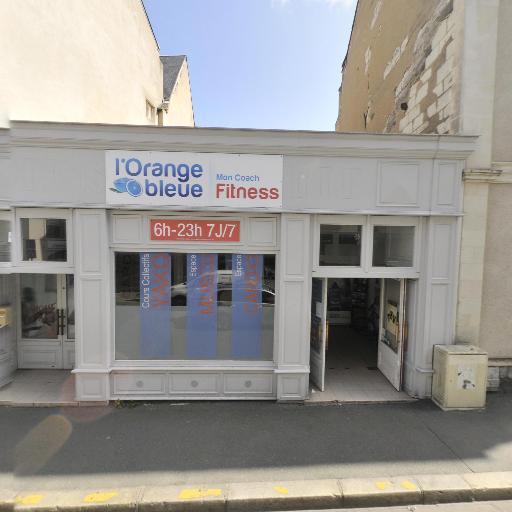 L'Orange Bleue - Infrastructure sports et loisirs - Angers