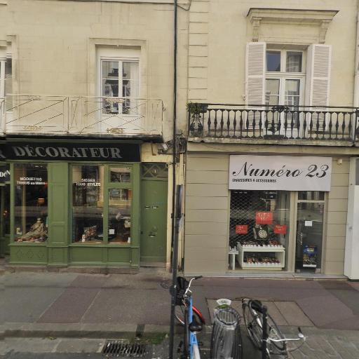 L'haridon - Architecte d'intérieur - Angers