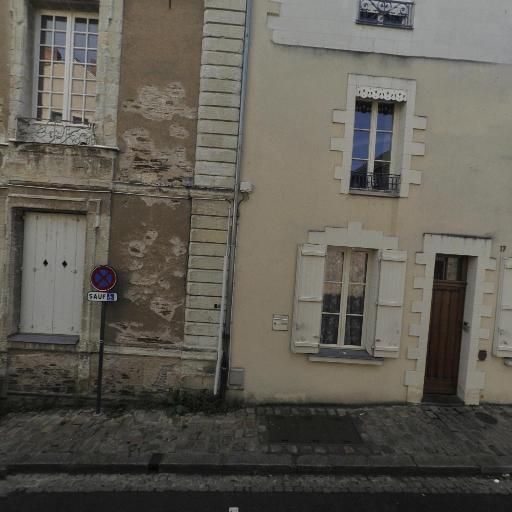 Hôtel Mauvif de Montergon - Attraction touristique - Angers