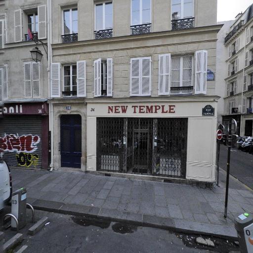 New Temple - Fabrication de bijoux fantaisie - Paris