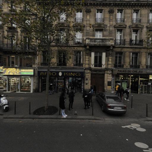 Groupe 3 . 5 . 81 - Entrepreneur et producteur de spectacles - Paris