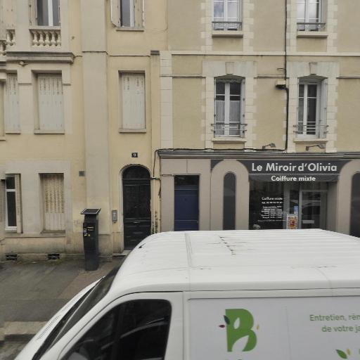 Le Miroir d'Olivia - Soin des cheveux - Rennes