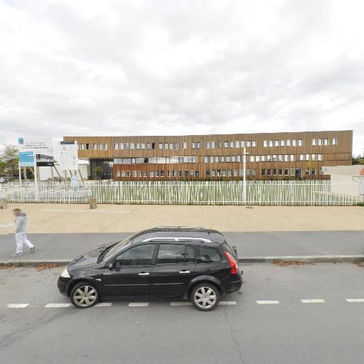 Lycée et section d'enseignement professionnel Pierre Mendès France - Infrastructure sports et loisirs - Rennes