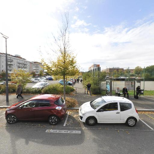 Citivia SPL - Parking public - Mulhouse