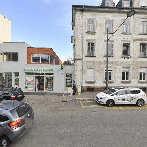 Pharmacie du Marché - Vente et location de matériel médico-chirurgical - Mulhouse