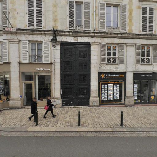 Arthur Immo - Agence immobilière - Orléans